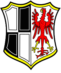 Wappen der Stadt Helmbrechts. Oberfranken