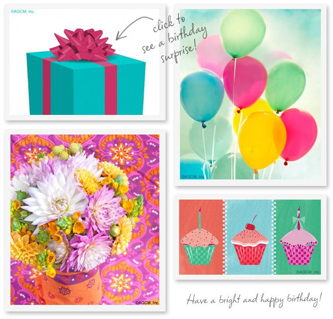 An inspirational birthday moodboard from stayinspired365.com