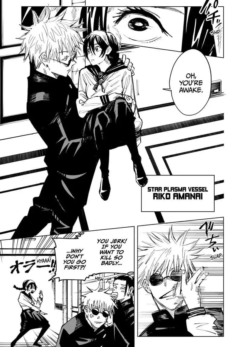 Jujutsu Kaisen Chapter 67 Hidden Inventory Part 3 Page 9 Manganelo Com Jujutsu Manga Oku Manga