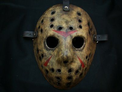 Jason Voorhees Mask Horror F13 Horror Movies Horror Jason Voorhees