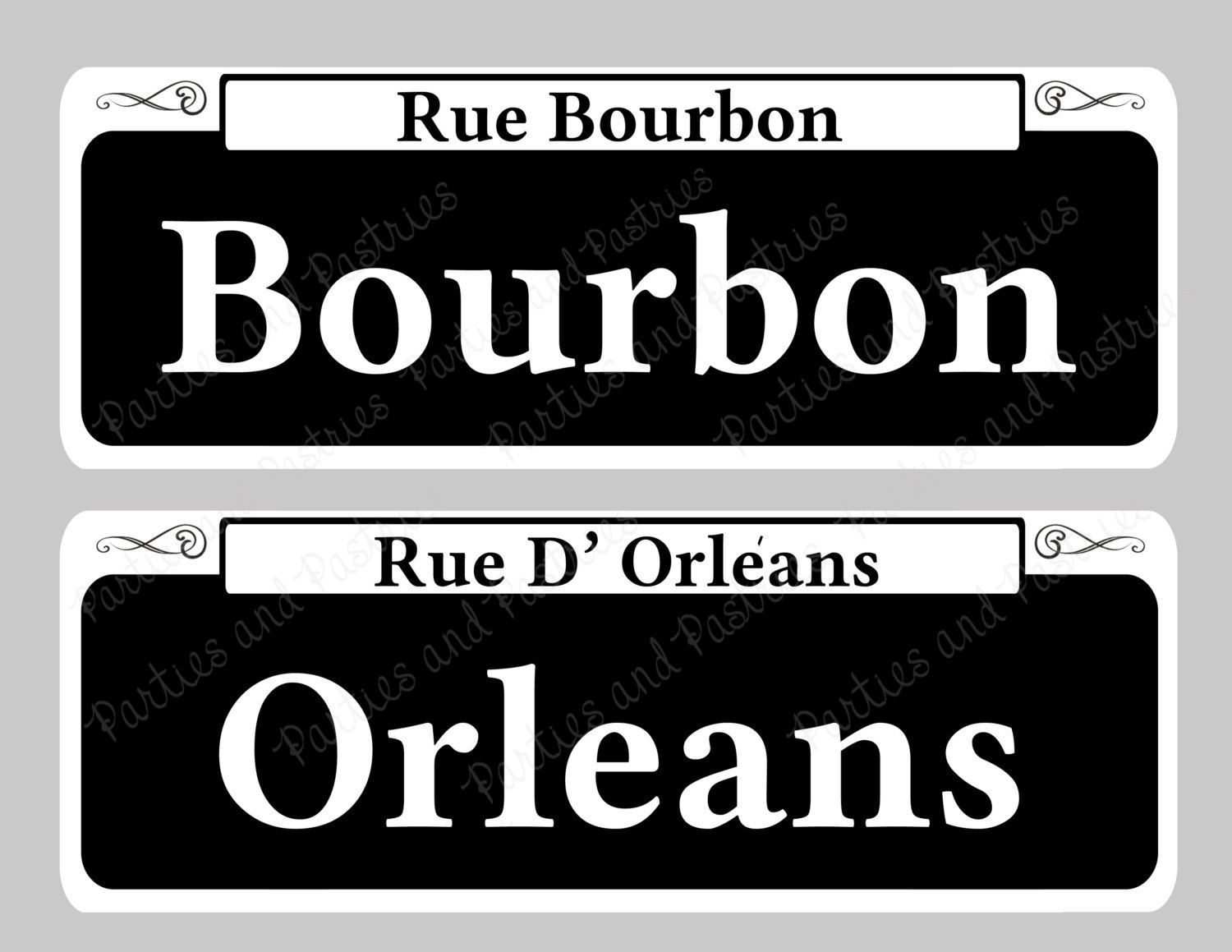 NEW ORLEANS SIGNS