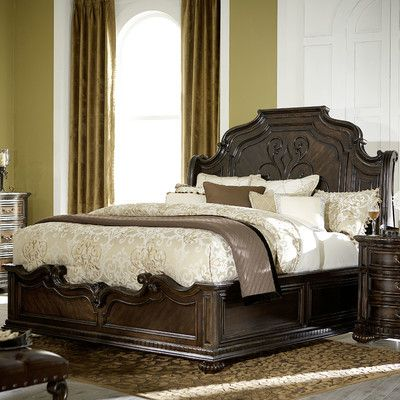 Etonnant Legacy Classic Furniture La Bella Vita Sleigh Bed U0026 Reviews | Wayfair.ca