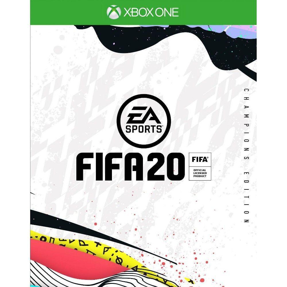 Fifa 20 Champions Edition Xbox One Obtenez le meilleur