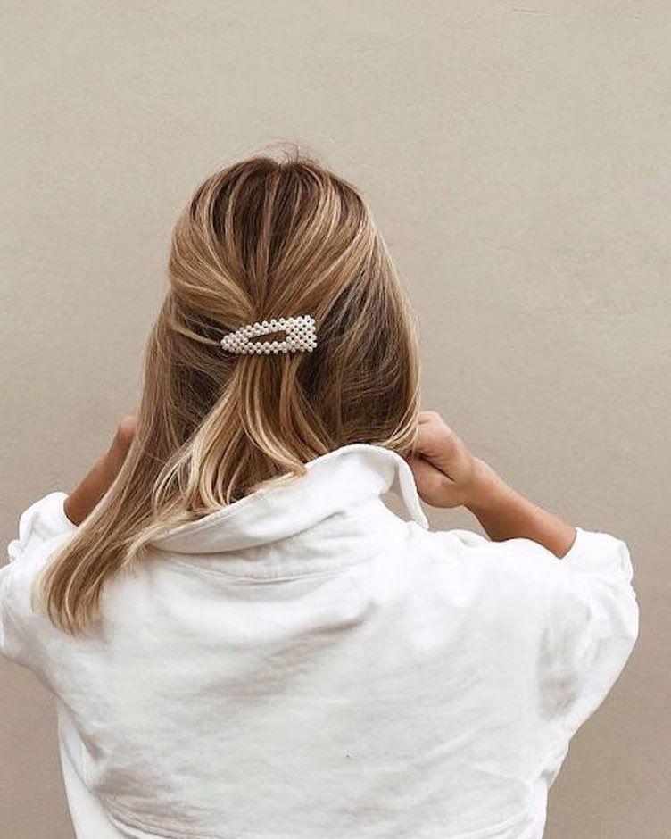 Bijoux de cheveux Coiffe épingle à cheveux épingle à cheveux cheveux clic clac hairclip Clip