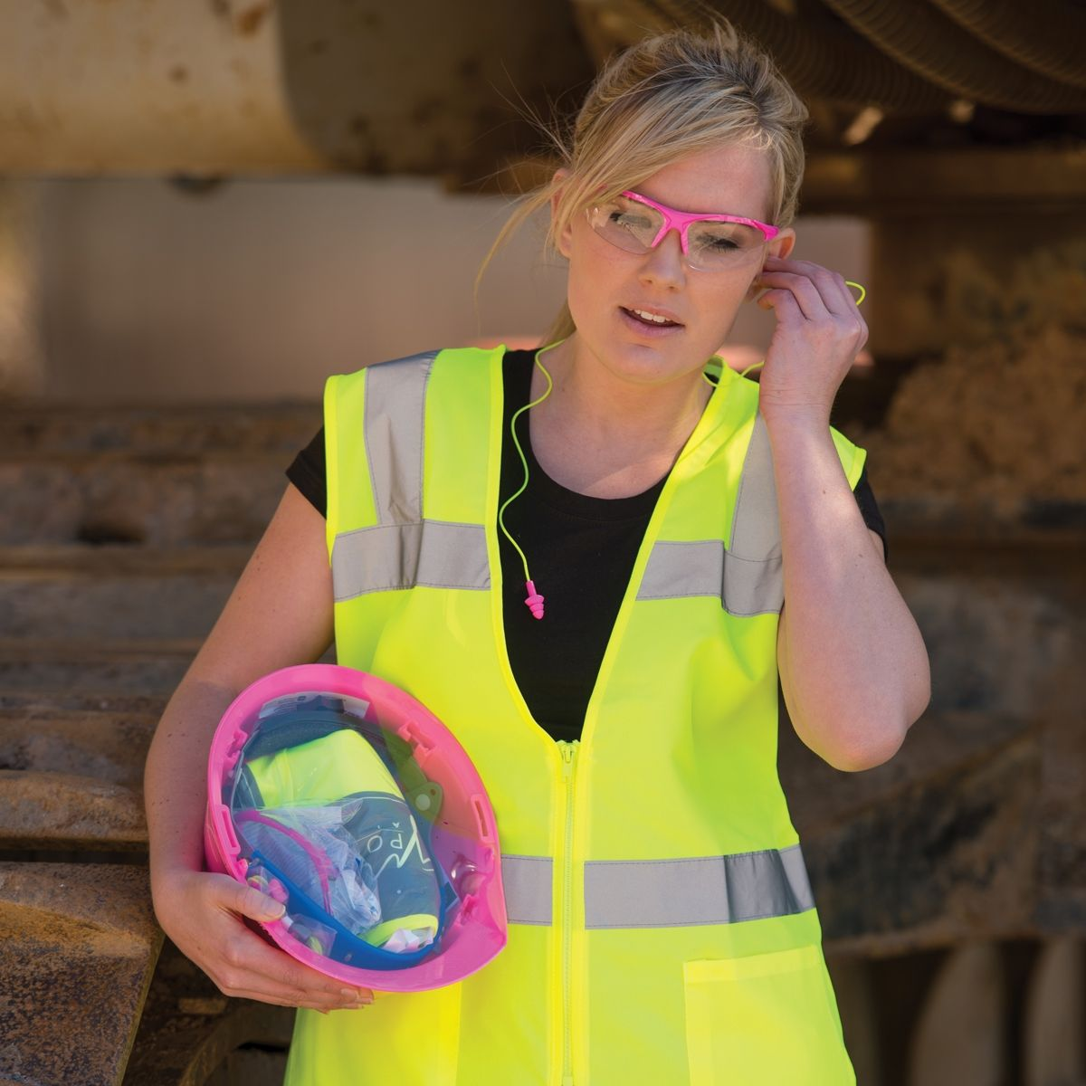 ERB S720 Type R Class 2 Solid Women's Safety Vest with