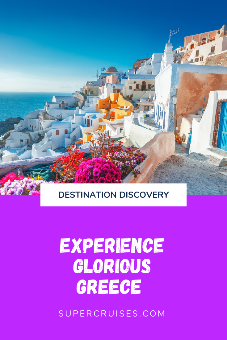 A holiday to Greece is the perfect getaway for much needed rest and relaxation, all against a backdrop of crystal clear seas and beautiful sunsets - sound like bliss? Book your next trip now at .