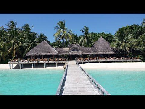 Maldives Kuramathi Island Resort Gopro Hd Malediven Maldiven Resorts Malediven