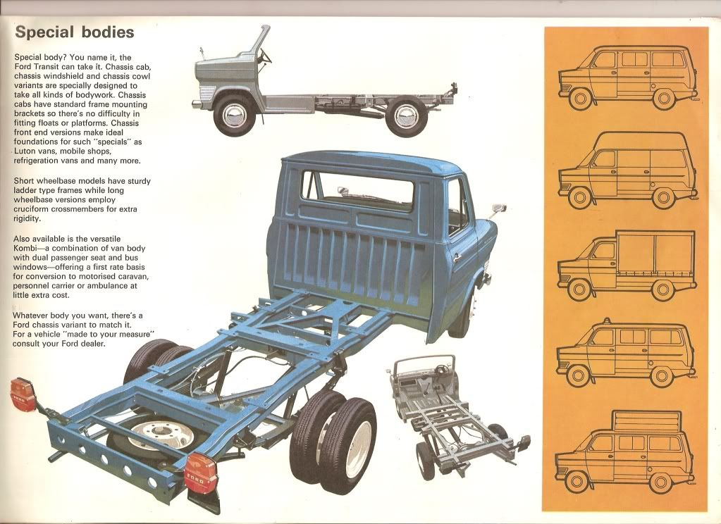 View Topic All Transit Mk1 Mk2 Brochures Ford Transit Ford