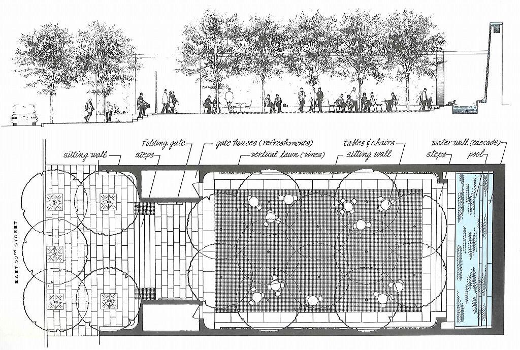 ペイリーパークplan 景観設計 パブリックスペース エンジニア