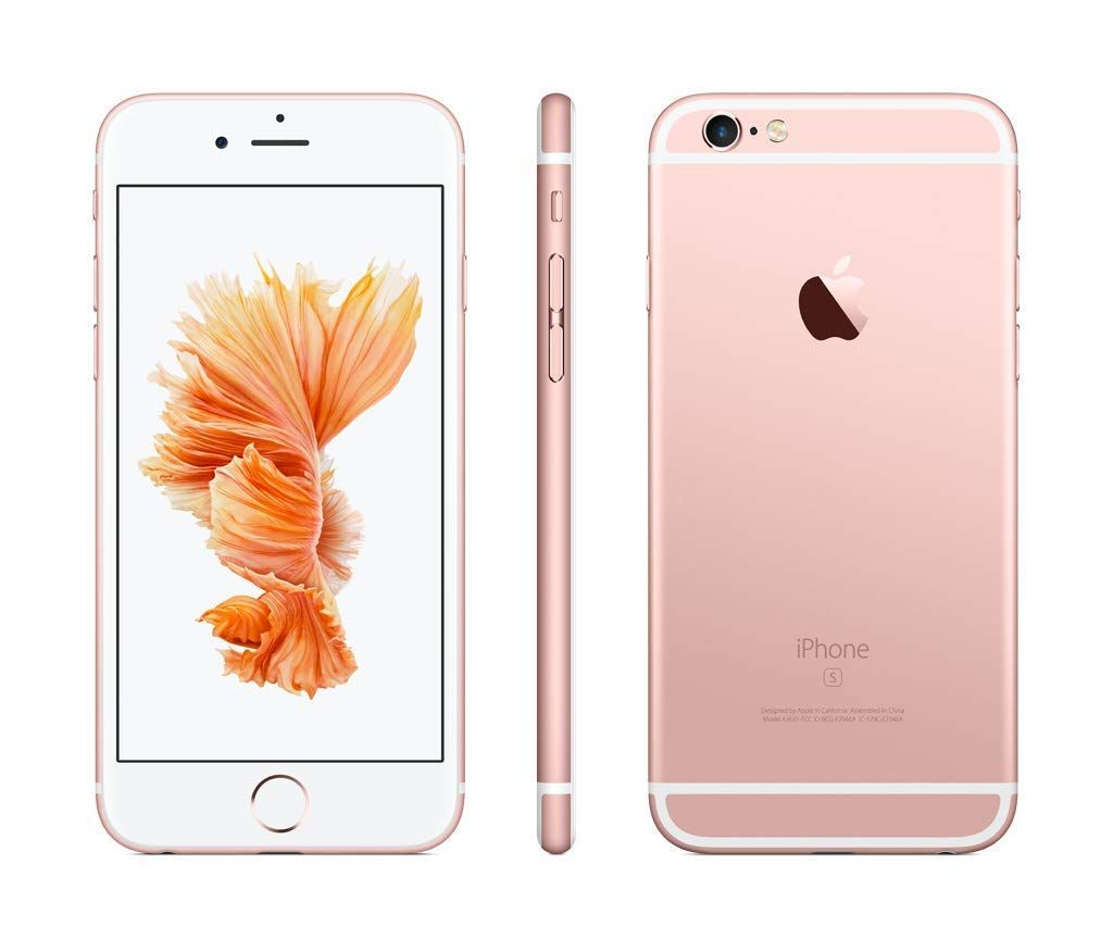 Apple Iphone 6s Plus 32gb Rose Gold Locked To Simple Mobile Prepaid 5 5 Inch Retina Hd Display 12mp Camera And 4k Vid With Images Apple Iphone 6s Iphone Apple Iphone