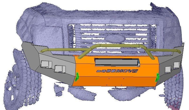 Build Your Custom Diy Bumper Kit For Trucks Move Bumpers Diy