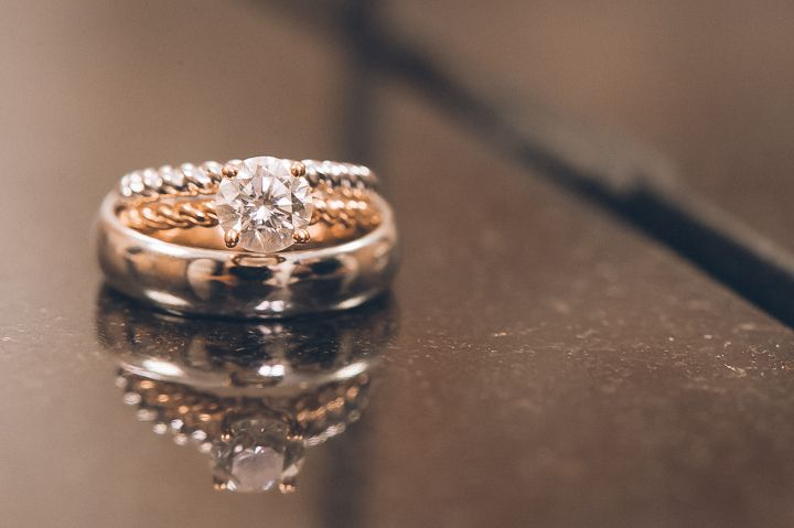 Wedding Rings At Dae Dong Manor In Flushing Ny Captured By Nyc Wedding Photographer Ben Lau Wedding Rings Wedding Jewelry Wedding