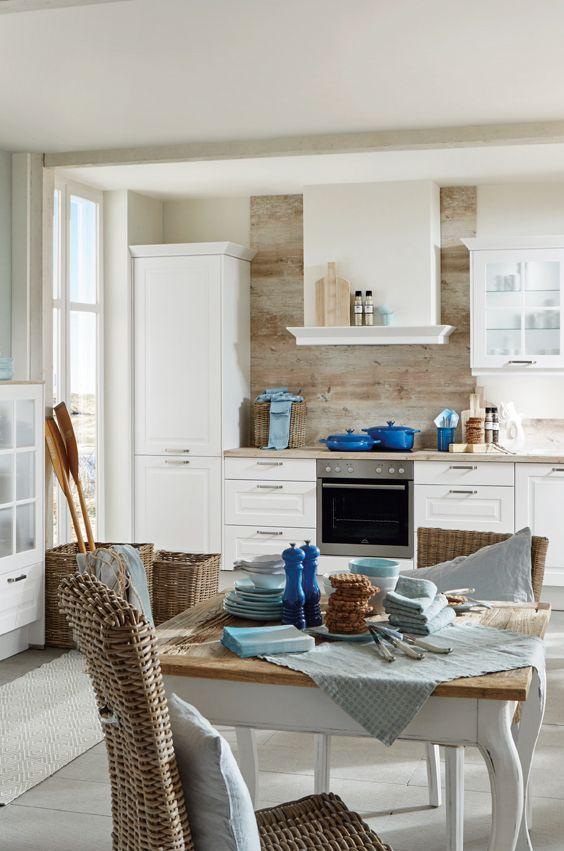 Pin von kücheco auf maritim style pinterest landhausküchen und maritim