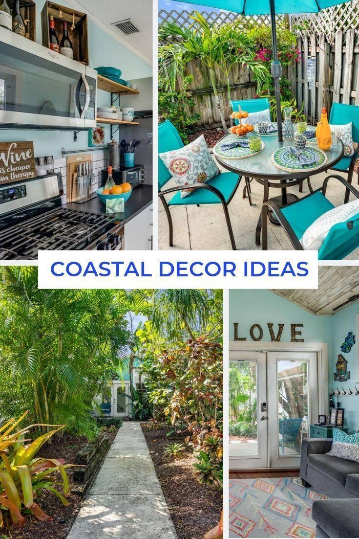 The Succulent House | Beach house decor, Beach cottage ...