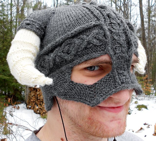 Iron Helmet pattern by Debra Belletete | Ravelry, Helmets and Viking ...