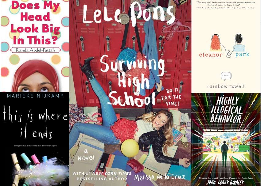 12 Books For Soon To Be High Schoolers Book Lists Pinterest