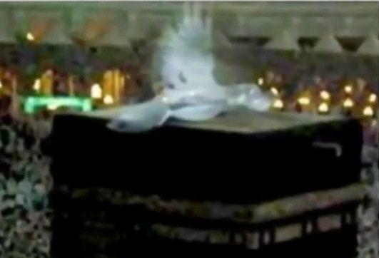 Ангел над каабой видео
