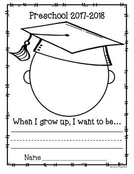Persnickety image inside when i grow up printable worksheets