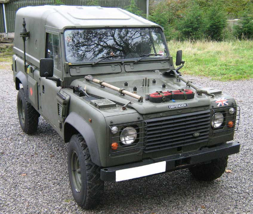 british army 110 wolf land rover land rovers pinterest. Black Bedroom Furniture Sets. Home Design Ideas