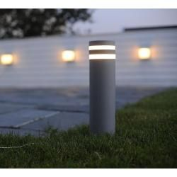 Photo of Eco-light bollard light made of aluminum, Ip44, height 40cm Focus 6048gr Eco-LightEco-Light