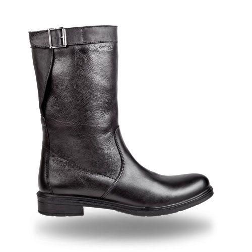 Czarne Damskie Botki 4555 51 Riding Boots Boots Shoes