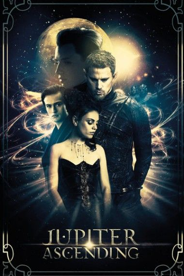 Jupiterascendingintronizacja Plakat Plakaty Filmowe