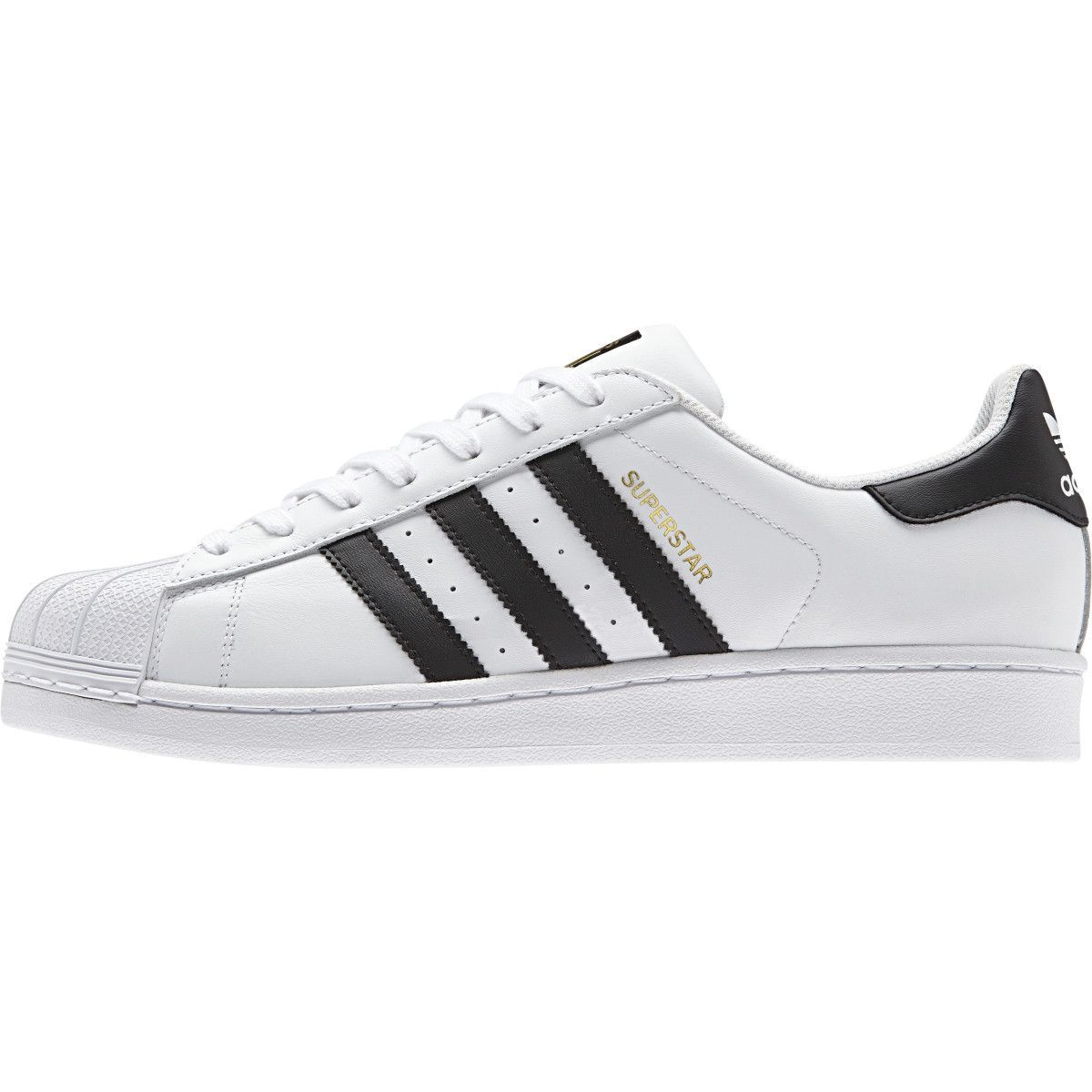 The adidas Superstar sneaker reigns supreme. The fan favorite launched in  1969 and quickly lived up to its name as NBA players laced into ... c818a1e654