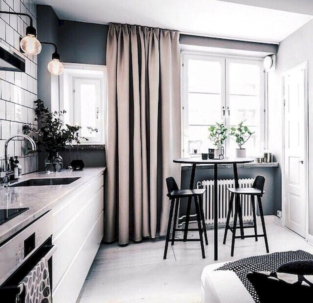 Adorable 60 Cool Studio Apartment with Scandinavian