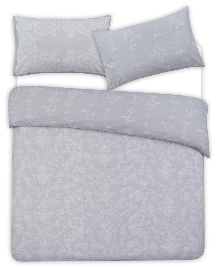 primark parure de lit double motif dentelle primark. Black Bedroom Furniture Sets. Home Design Ideas
