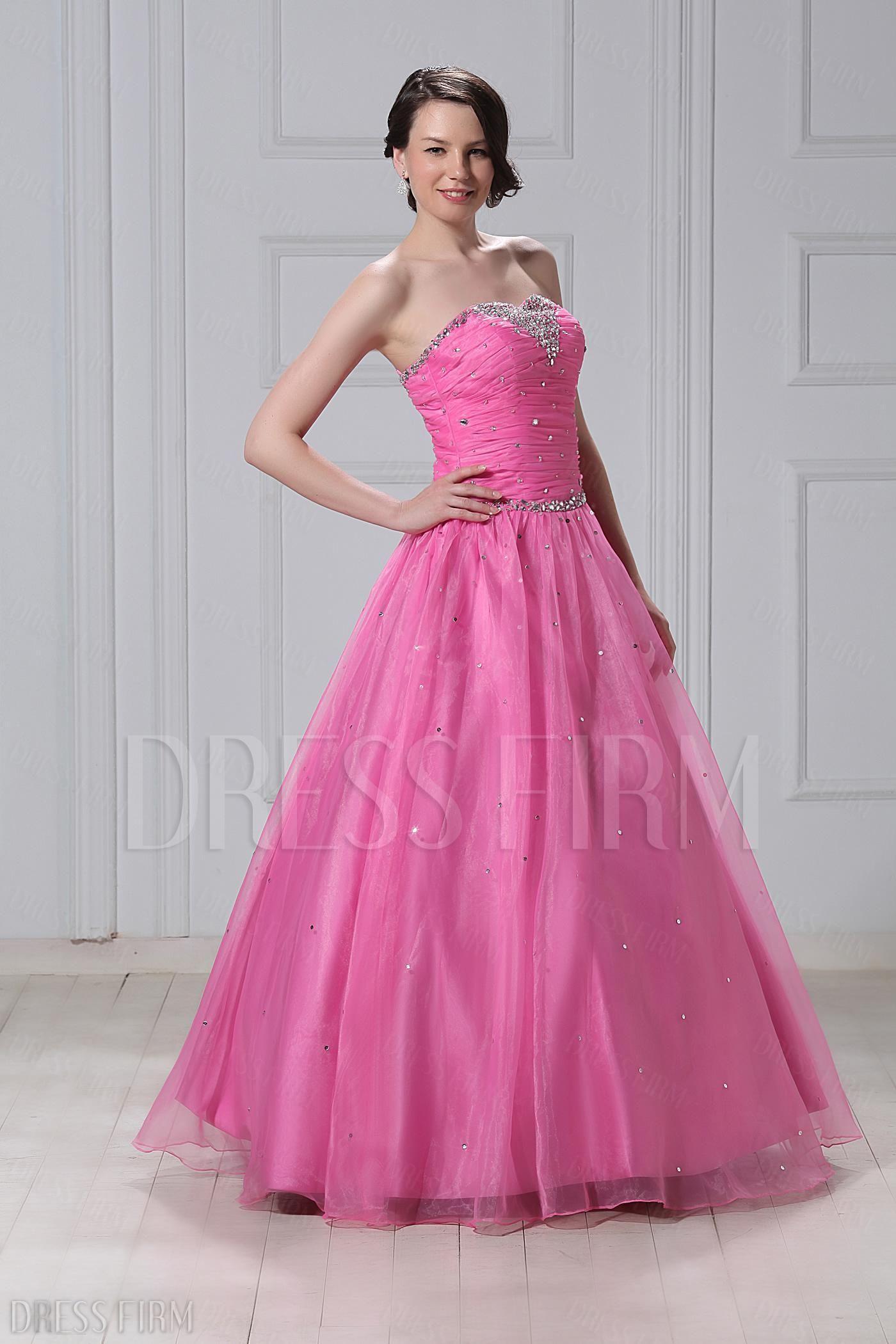 Fascinating sweetheart floorlength lubaus ball gownprom dress