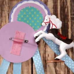 Photo of Reitabzeichen auf dem Pferdegeburtstag