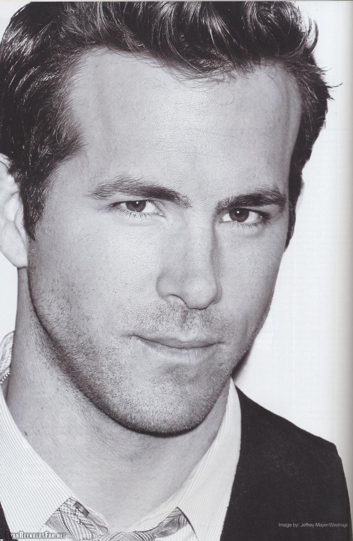 Pin em Ryan Reynolds