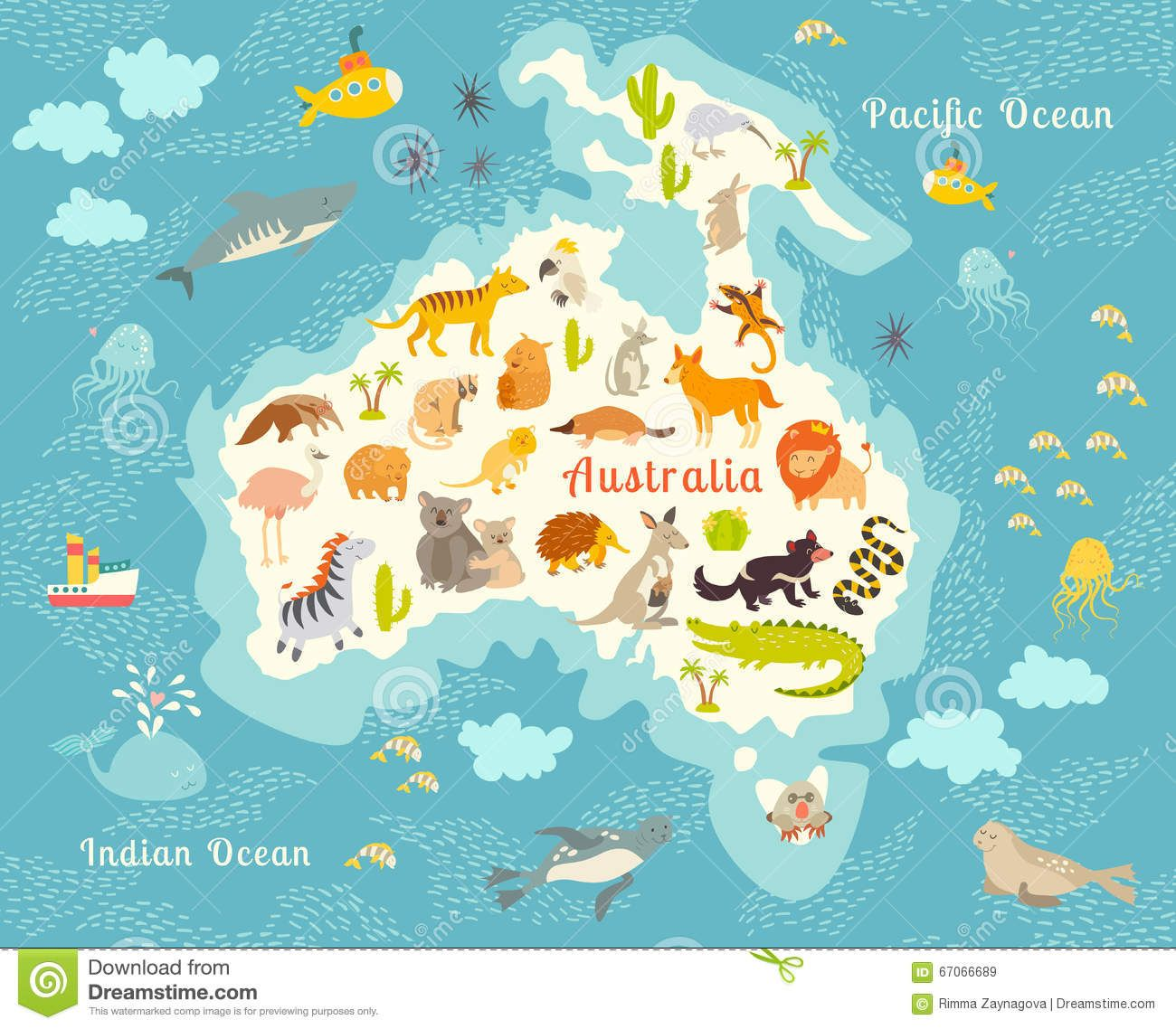 Animals world map australia download from over 45 million high animals world map australia download from over 45 million high quality stock photos gumiabroncs Image collections