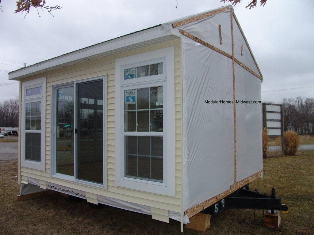 Modular kit home additions am planning to build an Mobile home garage kits