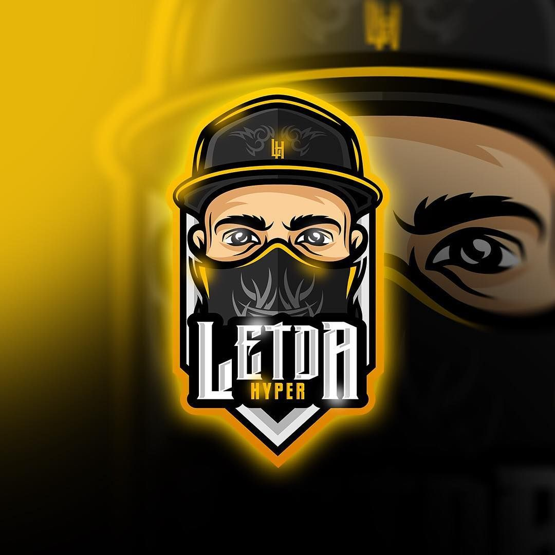 Professional Battle Royale Player Streamer On Youtube Garena Free Fire Nick Ign Lᴇᴛdᴀツ Uid 87980657 Youtube In 2020 Logo Desing Game Logo Design Game Logo