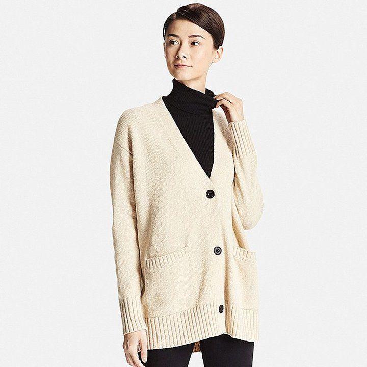 Women Heavy Gauge Oversized Cardigan | Sweaters | Pinterest ...
