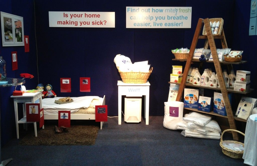 3 Proven Steps to Make Most out of Your Show display. Merchandising: Bettina Deda colour design.