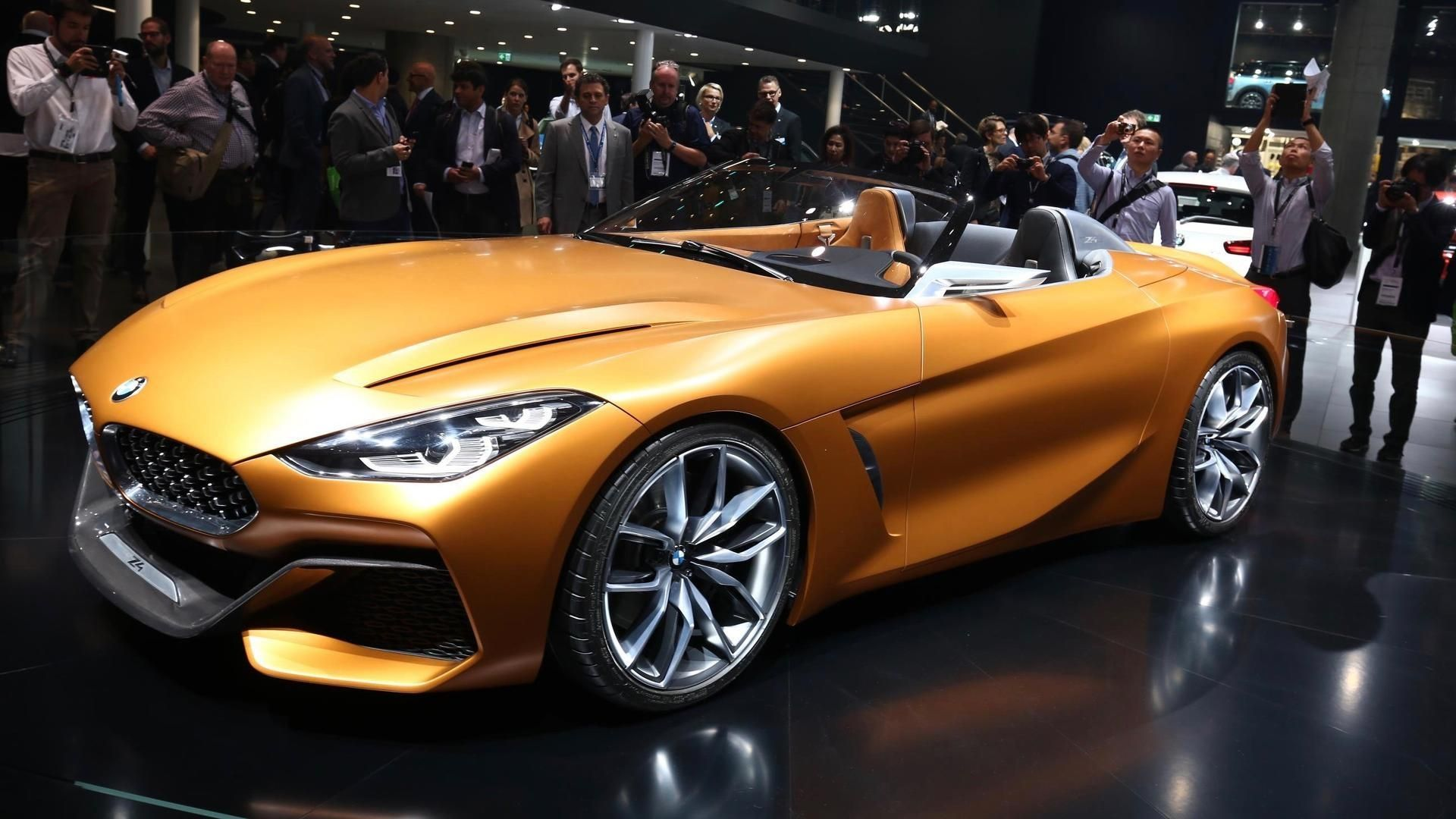 2019 Bmw Z4 Everything We Know with regard to 2019 Bmw Z4 Picture