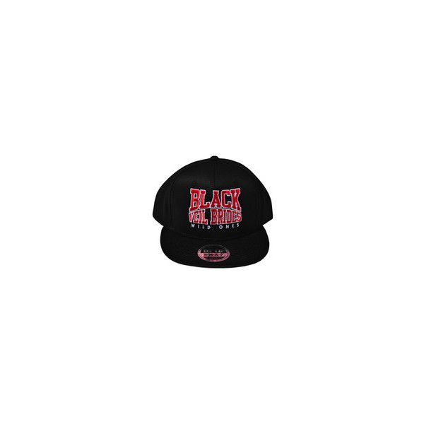 Allstar Snapback Hat ( 25) ❤ liked on Polyvore featuring accessories 7ed11adbcc1f