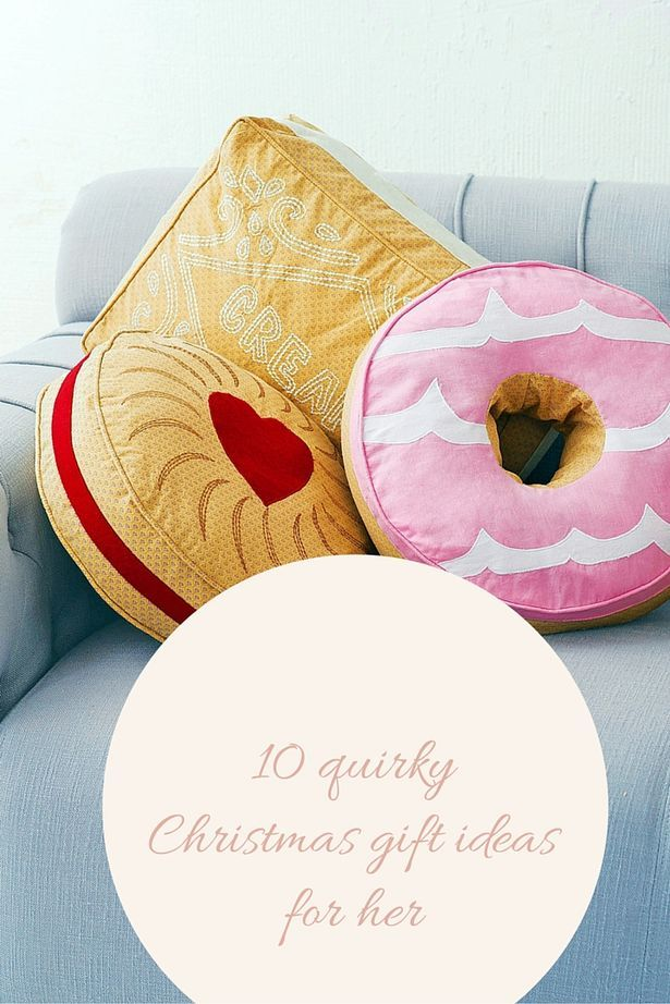 10 quirky and cute Christmas gift ideas for your mum, sister, grandma,  wife, daughter or girlfriend - Quirky And Unique Christmas Gifts For Her Best Friends Pinterest