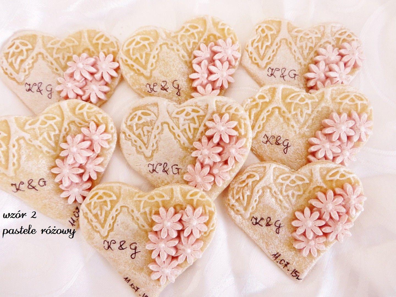 Magnesy Podziekowania Dla Gosci Slub Pastelowe 7157533831 Oficjalne Archiwum Allegro Wedding Sugar Cookie