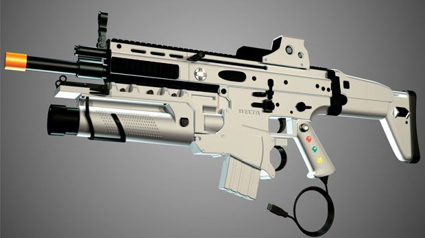 Delta Six controller gets redesigned, Kickstarted | My Inner Geek
