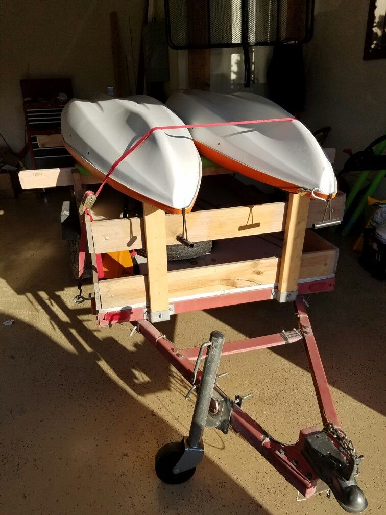 Pin by Roger Thies on kayak trailer harbor freight