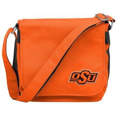 Oklahoma State Cowboys Ladies Messenger Bag - Orange
