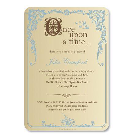 baby shower invitation storybook baby shower invitation template, Baby shower invitations