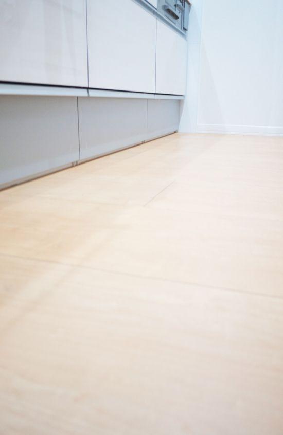 キッチンの床の掃除方法 キッチン床 床 掃除