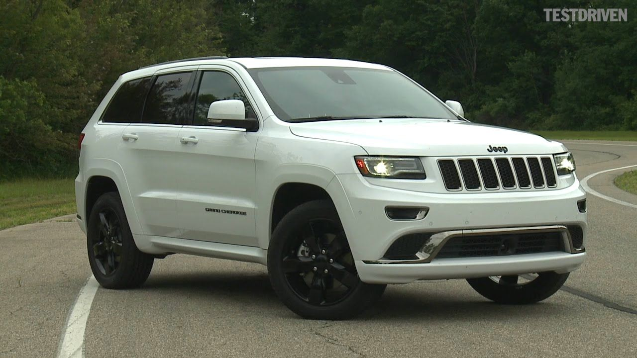 New 2018 Jeep Grand Cherokee High Altitude 4x4 Sport Utility In