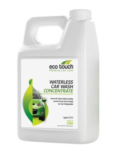 Eco Touch Wcw1gc Waterless Car Wash Concentrate 1 Gallon Http
