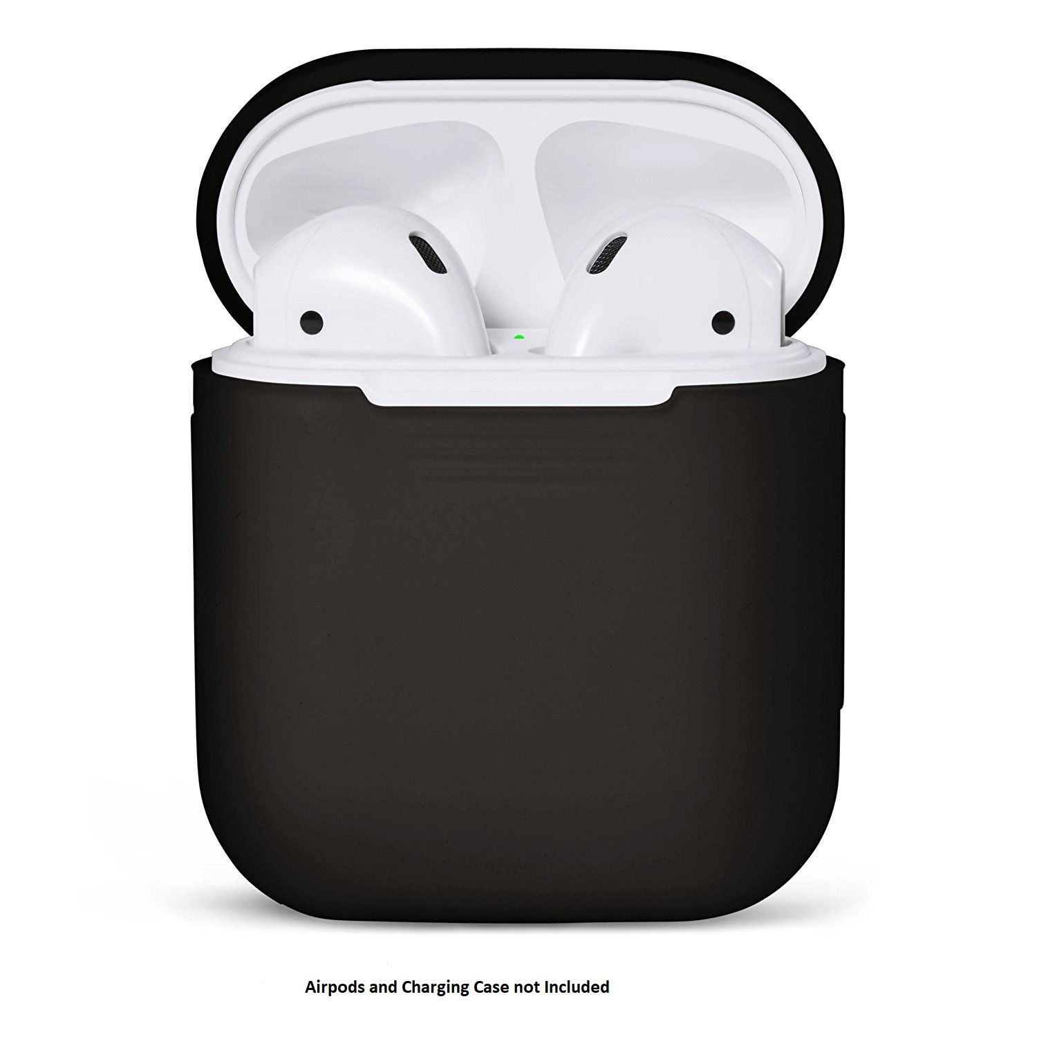 Airpods Silicone Case Cover Protective Skin For Apple Airpod Charging Case Walmart Com Case Apple Phone Case Earbuds Case