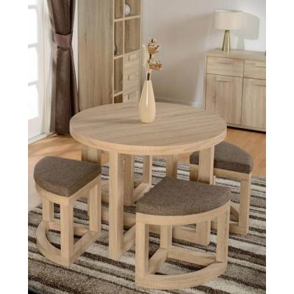 Cambourne Stowaway Dining Set Table